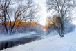 River in winter - 60005950