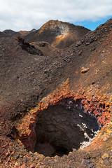 Volcano Sierra Negra, Galapagos Islands, Ecuador