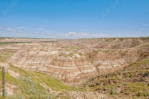 Horse Thief Canyon Landscape