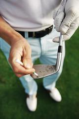 golf club maintenace