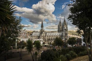 la cattedrale di quito