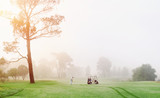 golf course man
