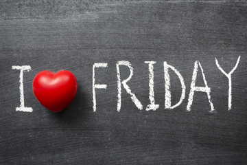 love Friday