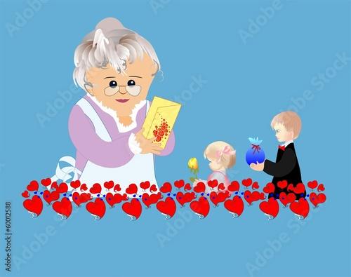 Dzień babci,