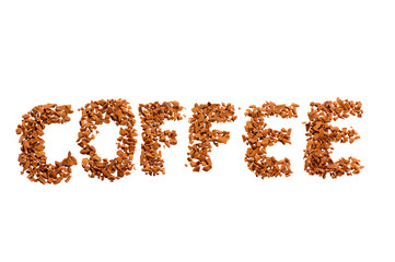 """Coffee"" word"