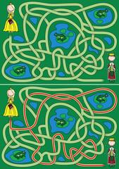 Princess maze