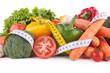 vegetables diet meter
