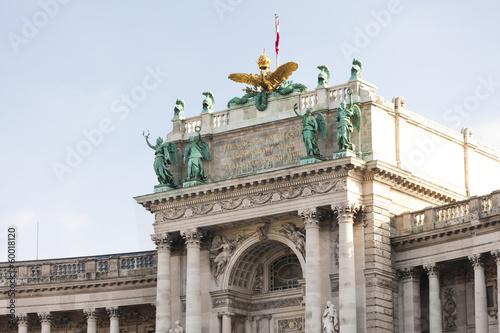 New Hofburg Imperial Palace, Vienna, Austria