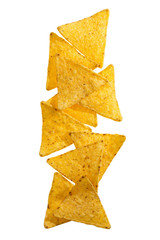 Crunchy Corn Tortilla Chips
