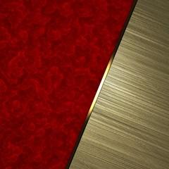 rich deep Gold background, texture