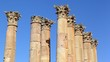 Corinthiam Columns, Jerash