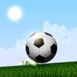 soccer ball spin