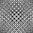 Seamless texture  in fish scales design.