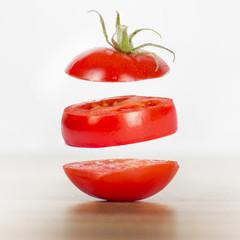 Tomate in Scheiben
