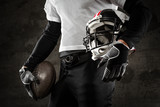 Fototapety american football uniform