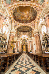 Dom Saint Jakob, Cathedral of Innsbruck, Austria