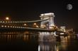The Szechenyi Chain Bridge
