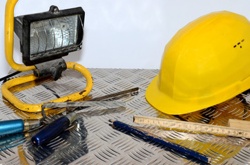 Bauarbeiter Handwerker