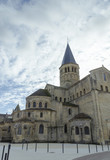 basilica of Sacred Heart, Paray-le-Monial, france