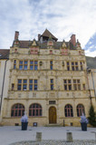 old city hall, Paray-le-Monial, france, Burgundy