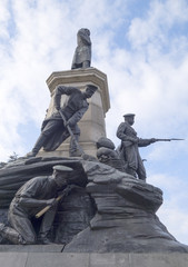 Monument to war of 1854