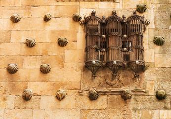Beautiful Window of Casa de las Conchas