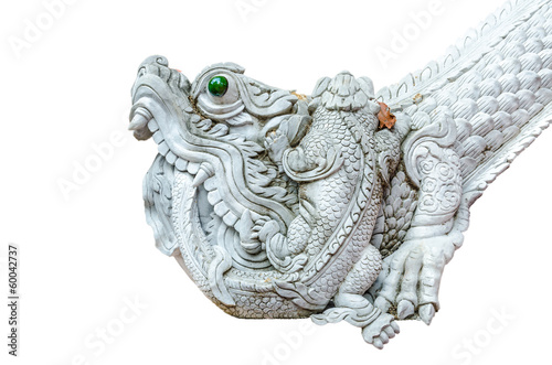 Pixiu or Pi Yao dragon statue