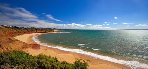 Beaches of Great Ocean Road, Victoria, Australia