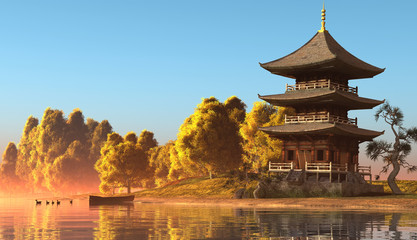 Chinese home