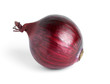 Ripe red onion