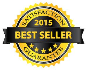 Best Seller Five Stars Golden Badge Award 2015