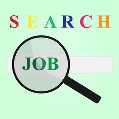 finding job