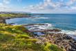 Beautiful coast in Ireland