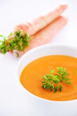 Carrots Soup