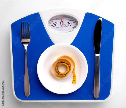 diet still life