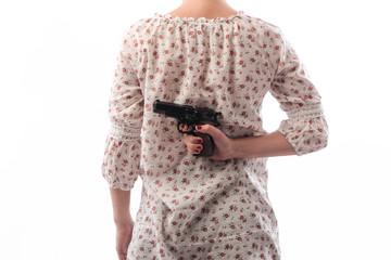 Armed Girl