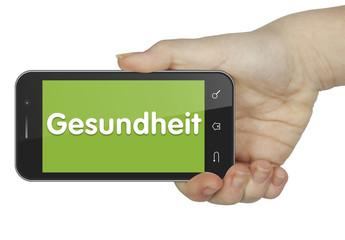 Gesundheit. Mobile
