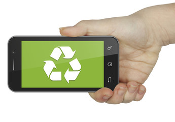 Recycle. Mobile