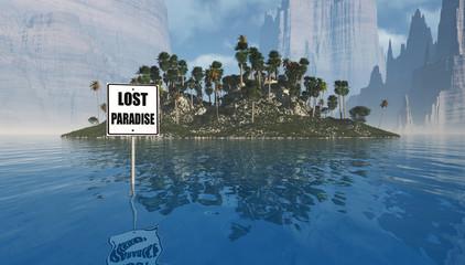 paraiso perdido