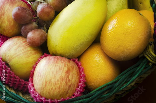 Summer Gift Fruit Basket