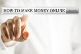 Searching for information about how to make money