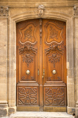 Tür in der Provence