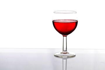 Kleines Weinglas