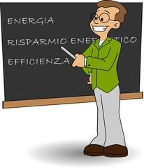 insegnare efficienza