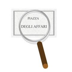 Piazza Aaffari