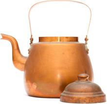bouilloire de cuivre de cru