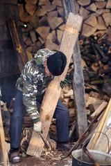 Old carpenter