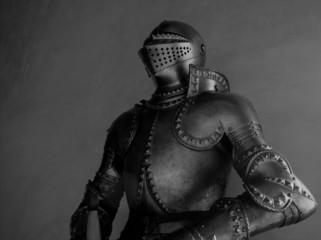 Armadura de Hierro Medieval