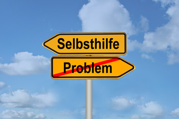 Selbsthilfe Problem