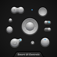 Smart UI Controls Web Elements